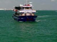 Distracție pe litoralul românesc. Cât costă plimbările cu navele de agrement