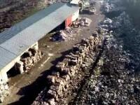 Groapa de gunoi Pata Rât riscă să provoace un dezastru ecologic