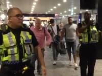 """Alertă de securitate în Londra. Gara Euston a fost evacuată după o """"mică explozie"""""""