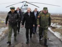 Putin a cerut întărirea armatei şi flotei ruse, în vederea unui conflict cu NATO