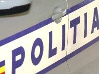 Polițiști agresați de un șofer urmărit în trafic. Focuri de armă pentru prinderea suspectului