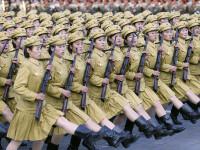 Coşmarul prin care trec femeile-soldat din Coreea de Nord. Una dintre ele şi-a îngropat de viu bebeluşul