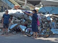 """Cutremurul din Indonezia. Sunt aproape 100 de morți, dar bilanțul """"va crește cu siguranță"""""""