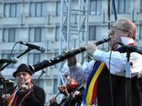 Dumitru Fărcaș a murit. Taragotistul avea 80 de ani