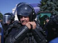 Jandarmeria Română a sesizat DIICOT în legătură cu protestele violente din 10 august