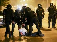 S-a mărit numărul plângerilor jandarmilor care susțin că au fost agresați pe 10 august