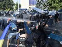 Bogdan Opriţa: 50 de persoane, la Spitalul Floreasca în urma expunerii la gazul lacrimogen din Piaţa Victoriei