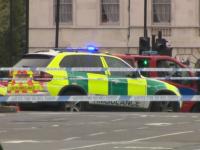 Incident terorist la Londra. Șofer arestat, după ce a intrat în pietoni în fața Parlamentului