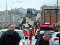 Autoritățile au oprit operațiunile de căutare după tragedia din Genova. Bilanțul final al morților