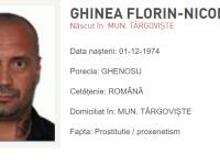 Interlopul Ghenosu, arestat la Londra. Numele lui, pe lista celor mai urmărite persoane din România