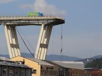 """Mărturia unui șofer care a scăpat miraculos din tragedia din Italia. """"Am văzut podul cum se prăbușea"""""""