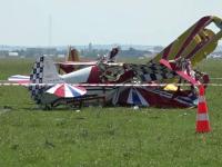 Pilotul rănit în accidentul aviatic din Suceava, transferat la un spital din Timișoara