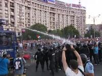Regulile europene elementare pe care jandarmii le-au încălcat în timpul protestului