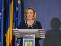 Carmen Dan, nemulţumită că sunt anchetaţi doar jandarmii, nu şi protestatarii din 10 august