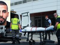 Atac într-o secție de poliție din Barcelona. Un bărbat înarmat cu un cuțit a fost împușcat