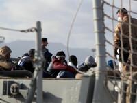 177 de migranți, blocați de 5 zile pe o navă. Italia nu vrea să-i primească