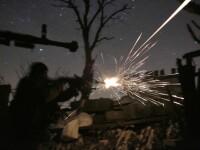 Conflict sângeros în estul Ucrainei. Separatiştii au ucis 5 soldaţi, dar au suferit pierderi grele
