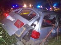 Accident grav în Tulcea. Un tânăr a murit iar altul a rămas fără un picior