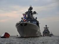 Rusia anunţă un exerciţiu militar în Mediterana cu zeci de nave şi submarine