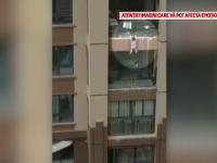 A scăpat cu viață, după ce a căzut de la etajul 6. Cum a fost salvat copilul de 3 ani