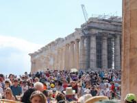 MAE: Întreg teritoriul Greciei, afectat de caniculă