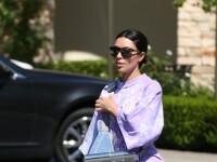 Cum arată poșeta de 35.000 de dolari purtată de Kim Kardashian la cumpărături. FOTO