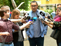 Surse: Victor Ponta a discutat cu Viorica Dăncilă despre o posibilă intrare la guvernare