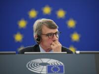 David Sassoli transmite că nu există progrese în negocierile privind Brexit