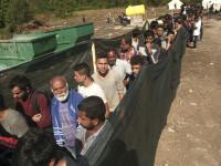 Migranți răniți la granița dintre Bosnia și Croația. Ce s-a întâmplat cu ei