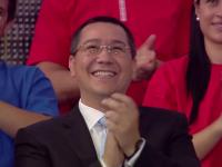 Ponta, singurul care a pus condiții ca să voteze moțiunea de cenzură împotriva Guvernului