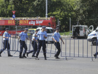 """Proteste în București ale mai multor organizații civice: """"Vrem vinovații pentru 10 august 2018"""""""