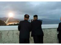 Reacţia lui Kim Jong-Un după ultimul test cu rachete. Coreea de Nord ar avea