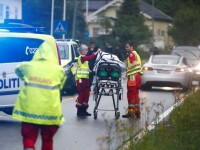 Atacul de la moscheea din Norvegia, considerat
