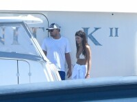 Cum arată iubita cu 22 de ani mai tânără a lui DiCaprio. Cuplul, surprins în vacanță. FOTO