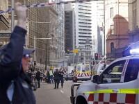 Atac cu armă albă în Sydney, comis de un bărbat care striga \