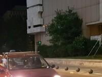 Ce a pățit o femeie care a sunat la 112 să sesizeze că, lângă Intercontinental, o tânără este trasă de păr