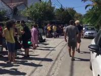 Coşmarul românilor din Samothraki continuă. Maşini aduse pe continent fără proprietari