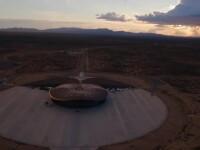 Cum arată aeroportul care va lansa turiști în spațiu. 200.000 de euro pentru 90 de minute