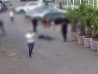 Bătaia sângeroasă din Mamaia ar fi pornit de la o fată. Un bărbat a tras cu pistolul