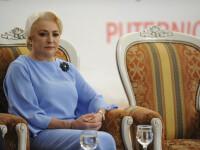"""USR critică deplasarea lui Dăncilă în Moldova: """"Nu a fost alocat niciun leu pentru autostradă"""""""