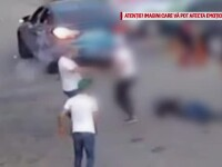 Bărbații implicați în bătaia sângeroasă din Mamaia, audiați. Patru au fost reținuți