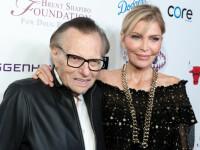 Larry King divorţează de a şaptea soţie după 22 de ani de mariaj