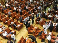 PNL: Bugetarii trebuie să muncească fără vouchere şi pensii speciale