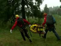 Patru persoane, printre care și 2 copii, au murit lovite de fulger în Polonia