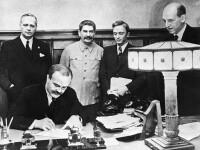 Moscova publică protocolul secret al pactului Ribbentrop-Molotov. Polemici renăscute în Rusia