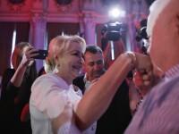 """Ce spune Dăncilă despre un """"blat"""" cu Iohannis: """"Nu pot să fac blat cu un contracandidat"""""""