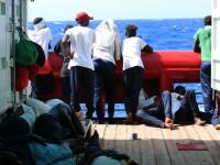 Migranții de pe Ocean Viking au fost debarcați în Malta. O parte vor ajunge în România