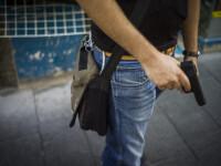 Focuri de armă în Iași. Un bărbat a fost împușcat în urma unei altercații
