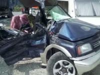 O familie întreagă a pierit pe o șosea din Mureș. Greșeala bărbatului aflat la volan