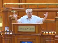 """Scandal în Parlament cu Bacalbașa. A spus un cuvânt nazist, amintind de Iohannis: """"Rușine!"""""""